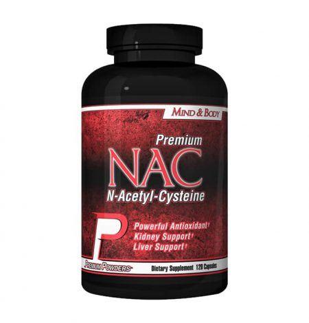 N acetylcysteine weight loss